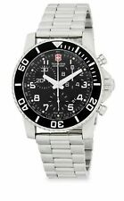 New Victorinox Swiss Army Maverick Chronograph Bracelet Watch 24144.1