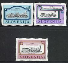 SLOVENIA 1994/6 HISTORICAL RAILWAY/TRAIN/LOCOMOTIVE/TRANSPORTATION