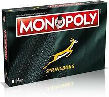 Winning Moves Springboks Monopoly Board Game