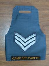 Royal Canadian Air Cadet brassard sergeant brassard