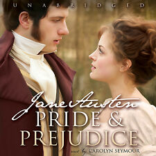 Pride and Prejudice by Jane Austen CD 2011 Unabridged
