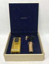 Vintage 3pc Arpege Lanvin 2.0 oz + 1/8 fl oz. NEW SEALED Perfume + New Atomize