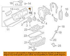 GM OEM Engine Parts-Pcv Valve Grommet 14001875