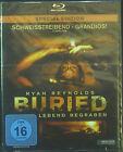 Blu-ray Ryan Reynolds BURIED - vivos enterrado, nuevo - emb. orig.