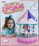 Kinder Mache Deine Eigene Musical Frohe Go Rund Carousel Spieluhr DIY Filz Craft