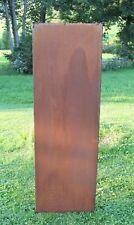 Sichtschutz Wand Edelrost  - Rost 50 x 155 cm - Hingugger!