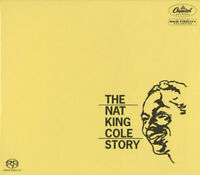 """Nat """"King"""" Cole The Nat King Cole Story Hybrid 3-Channel Stereo 2SACD"""
