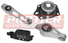 01-09 Chrysler PT Cruiser 2.4L Engine Motor & Trans. Mount Set 4PCS w/o Turbo