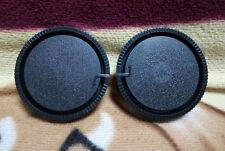 2x Rear lens cap cover for  Alpha Minolta Af mount lens A65 A77 A850 A99