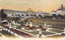Br34968 Bruxelles Jardin Botanique    Belgium