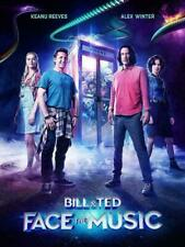 Bill & Ted Face the Music  DVD, 2020)  brand new cyber monday deal only