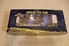 American Flyer 6-48040 S Scale Santa Fe Dockside Switcher MIB