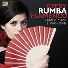 Manuel El Chachi & Spanish Gypsy : Gypsy Rumba Flamenco CD (2014) ***NEW***