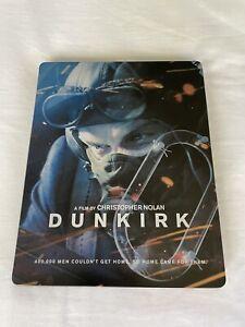 Dunkirk 4K Bluray Steelbook