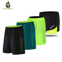 Baggy Cycling Shorts Men Loose Mountain MTB Bike Sports Shorts Pants Gel Padded