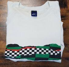 Nike John Mcenroe 1987 Checkerboard Agassi Tennis Sweatshirt M Challenge Court