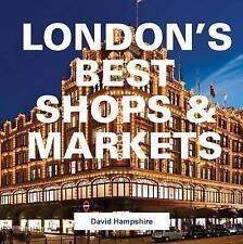 London's Best Shops & Markets by Survival Books (Hardback, 2016)