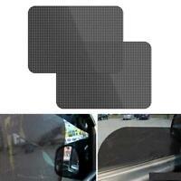 2* Shading Film Car Window Side Sun Shade Cover Electrostatic Adsorption Sticker