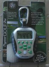 Digital Golf Pro, Electronic Golf Gadget, Scores, Rules, More... NEW IN PACKAGE