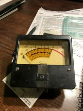 Simpson Meter for Possibly Rca or Gates Compressor
