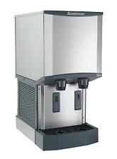 Scotsman Hid312aw 1 260lb Nugget Meridian Ice Maker Dispenser Wall Mounted