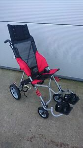 """Brand New In Box Convaid Metro 12"""" Special Needs Stroller"""