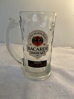 Bacardi Oakheart Smooth Spiced Rum 12oz Beverage Glass Beer Stein