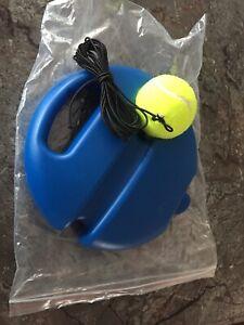 Tennis Training Aid