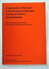 Description of Land in the Hundred of Mortlock County Flinders South Australia