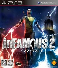 inFamous 2 (Sony PlayStation 3, 2011)DISC ONLY