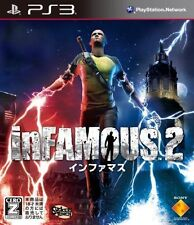 inFamous 2 (Sony PlayStation 3, 2011) - Japanese Version