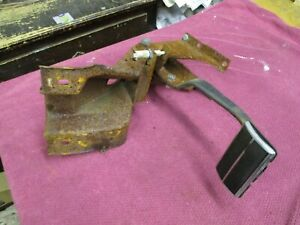 1969 69 1970 70  chevy impala brake pedal assembly  good used GM