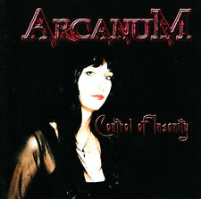 Arcanum – control of Insanity CD
