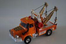 Corgi N°1144 Berliet wrecker truck orange rescue service