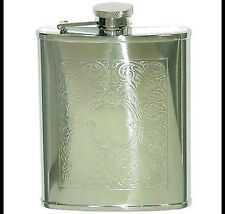 Coyote A'BESQUE Flask 6oz Stainless Steel