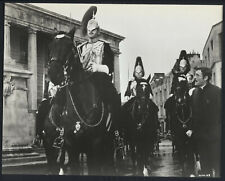 Goodbye Mr Chips '69 PETER O'TOOLE HORSE GUARDS VERY RARE