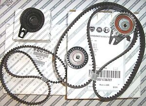 Alfa Romeo GTV Spider 2.0 TS  Genuine Alfa Cam Belt Timing Kit Balance Belt Kit