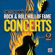 25th Anniversary Rock & Roll Hall of Fame Concerts [Night 2] by Various Artists