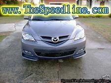 04 05 06 07 08 Mazda3 Front Lip Body Diffuser Mazda 3 Axela JDM Mazdaspeed MPS