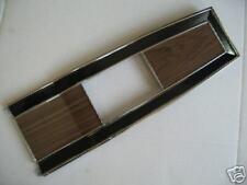 1969-70 MOPAR CHARGER ROADRUNNER GTX 4 SP CONSOLE PLATE
