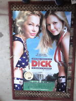 DICK MICHELLE WILLIAMS 1 SHEET MOVIE POSTER