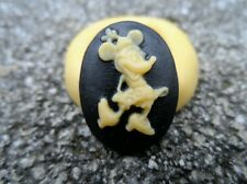 Minnie Mouse cameo silicone push mold mould polymer clay resin USA