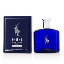 Polo Blue by Ralph Lauren 4.2 Oz EDP for Men Item No. 7684 UPC 3605970859251