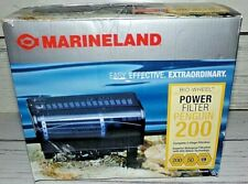 Marineland Penguin 200 Power Filter 30 to 50-Gallon 200 GPH