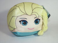 Cubd Collectibles Soft Plush Stuffed Cube  - New - Disney Frozen Elsa 4.5""