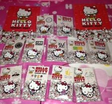 Hello Kitty Los Angeles Hungry Hunt Pins Comple Set Of 11Including Hamburger