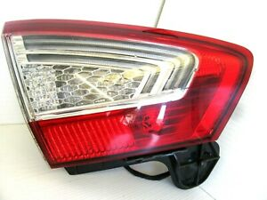 GENUINE FORD MONDEO 2010-2015 N/S LEFT REAR INNER TAIL LIGHT LED BS71 13A602 AE