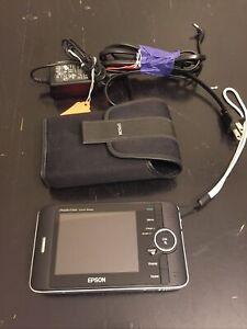 Epson P-2000 Multimedia Storage G941A Photo Fine Viewer