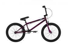"""Haro Frontside Kids 20"""" Wheel 20"""" Top Tube 25/9T Gearing BMX Bike Purple HA1612"""