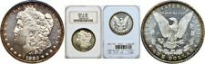 New Orleans Proof-Like NGC Grade MS 64 US Dollar Coins